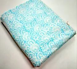 New Hand Block Printed Cotton Fabric