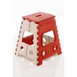 Jd Enterprise Plastic Folding Table (18 Inch)