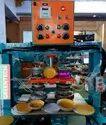 Four Die Paper Dish Making Machine