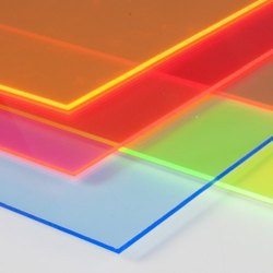 Fluorescent Acrylic Sheet