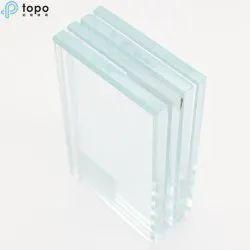 12.0mm Flat Plain Glass, For Office,Home, Size: 10-50mm diameter