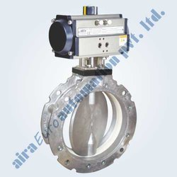 Cement Application Butterfly Valve