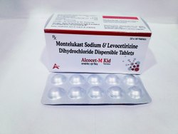 Montelukast Sodium, Levocitrizine Dihydrochloride Tablet