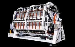 Heavy Duty 4 Side Rotary Hydraulic Composer