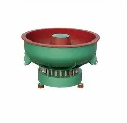 Vibratory Bowl Dryer for Finishing