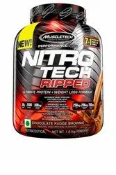 Muscletech Performance Series Nitrotech Ripped, 2 Kg, Non prescription