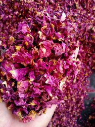Dried Red Rose Petal, Packaging Size: 25 Kg,50 Kg