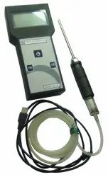 HNL Portable Oxygen Analyzer, Battery Operated, Model Name/Number: Gd 102