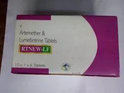 Dr Arvind Artemether & Lumefantrine Tablets