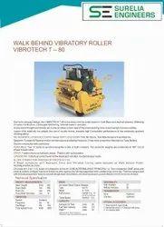 Vibratory Roller T80