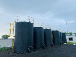 DEF Storage Tank