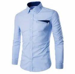 Cotton Printed Men Formal Shirts, Machine wash