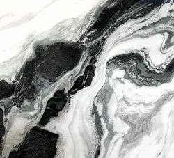 Polished Exotic Marble Slab, Thickness: 18 mm, Size: 4 X 10 Feet