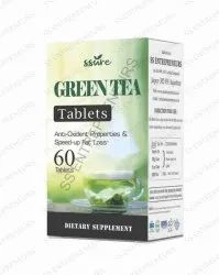 Herbal Green Tea Extract Tablets