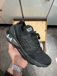 Black Under Armour Shoe