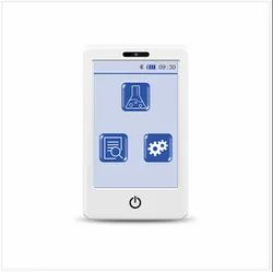 Fully Automatic 14 Para Vet Urine Analyzer, User Input: Touch