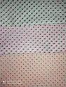Vatana White Dots Pillow Fabric