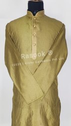 Golden Thread Line Kurta Pajama