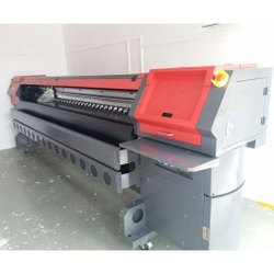 Konica Flora 512i Printing Machine, Printing Resolution: In Sunlight 5+ Years