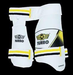 Velcro Combo Thigh Guard - Diamond, For Cricket