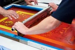 fabric Screen Printing Service
