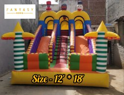 Inflatable Bounce Bouncy Castle 12' x 18'