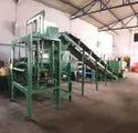 Stand Type Fully Automatic Solid Block Making Machine With Conveyor