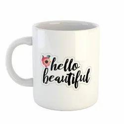 Women's Day Customized Printed Coffee Mug