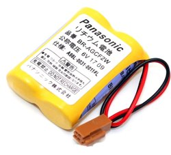 Panasonic BR AGCF2W-6v Lithium Battery, Battery Capacity: 2200mAh