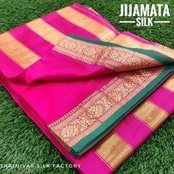 Jijamata Silk Saree