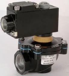 Rotex Pulse Jet Solenoid Valve 24106-52-12G-B15-S11