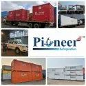 10 Feet Refrigerated Containers DNV 2.7-1