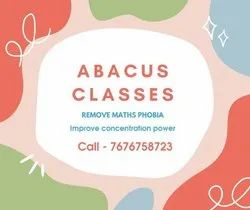 Abacus Classes near me, Class 4th To Class 12th