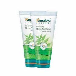 Herbal Green 150 ml Himalaya Purifying Neem Face Wash, Gel, Age Group: Adults