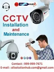 Dome Camera Cctv Installation Services