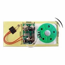 Light Activated Sound Module