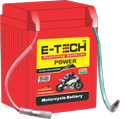 Capacity: 2.5ah Two Wheeler E-tech Power Etlc3