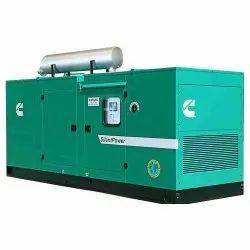 Cummins C100D5P 100kVA JAKSON Silent Power Generator, For Industrial, 415 V