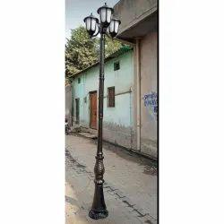 Cast Iron Decorative Light Pole
