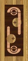 Designer Wooden Laminated Door, For Home
