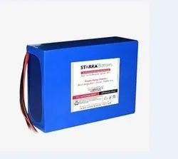 12.8V 24Ah LiFePo4 Battery