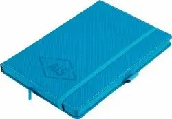 NBO-6 Leather office Notebook, Paper Size: A4