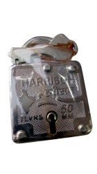 Harrison 50mm Square Padlock