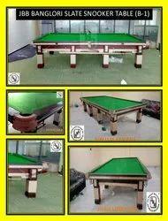 JBB Snooker Table (B-1)