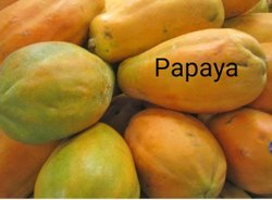 A Grade Fresh Papaya, Packaging Size: 10 Kg