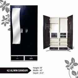 Alwin Sangam Domestic Steel Almirah