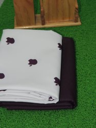 Multicolor Pure Cotton Shirt Trouser Fabric, For Garments, Plain/Solids