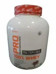 GNC Pro Whey Protein, 2kg, Non prescription