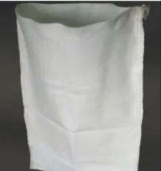 Flexituff White PP Non Woven Fabric Bag, For Geosynthetics