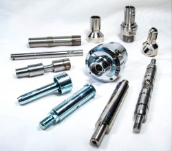 Stainless Steel CNC Sliding Head Machine Components, For Industry, Packaging Type: Carton Box